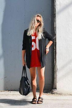 Birkenstock Arizona Summer 2014 Outfit SS14