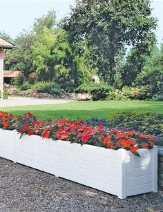 Terrazza Trough Extension Kit -- Love - for the side of the house?