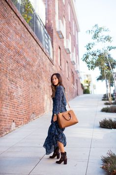 The Boho Maxi Dress | Song of Style