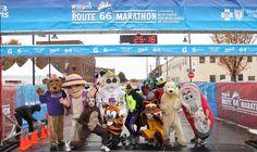 Races I'm Running: The Williams Route 66 Marathon - Nov 2015