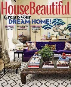 House Beautiful USA - Issue 05, 2014