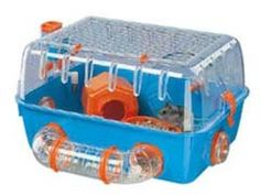 Dwarf Hamster Cages Review