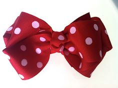 Love having bows to match every outfit for my toddler!