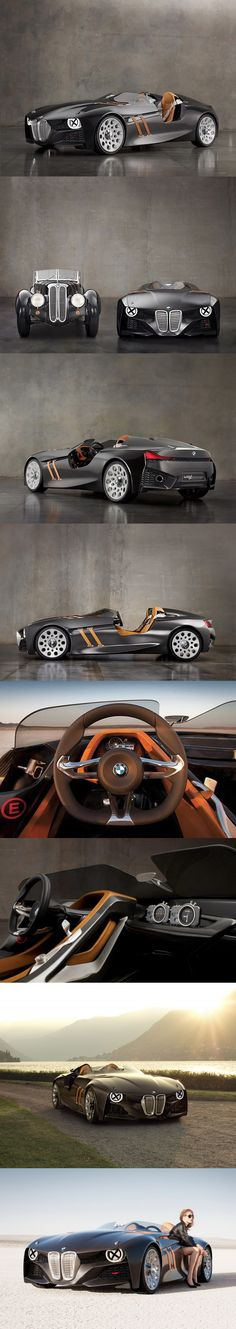 BMW 328 Hommage Concept (more)