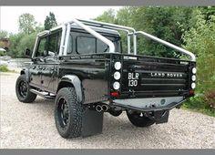 Land Rover Defender Pickup