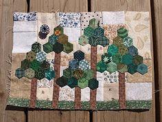 hexagon trees