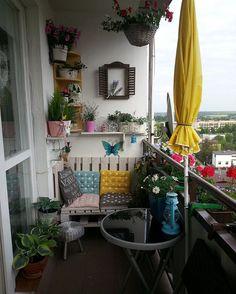 Inspiração para varanda {Pinterest }