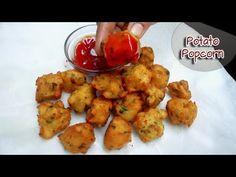 Potato Popcorn || Indian style Aloo Popcorn || Simple & quick Snack - YouTube