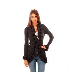 Gilet Vero Moda Avanti Noir