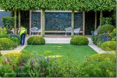 Chelsea Flower Show 2014 The Telegraph Garden4