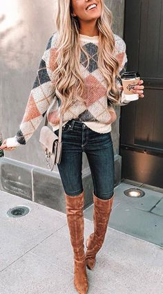 50 Fabulous Fall Outfits to Wear Now Vol. 2 - Saléa Helissey - - 50 Fabulous Fall Outfits to Wear Now Vol. 2 50 Fabulous Fall Outfits to Wear Now Vol. Glamouröse Outfits, Latest Outfits, Casual Outfits, Fashion Outfits, Fashion Shoes, Fashion Clothes, Fashion Ideas, Fashion Trends, Cold Weather Outfits