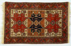 "Caucasian Shirvan Rug, 6' 2"" x 4' : Lot 316"