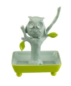 Take a look at this Owl Ring Holder on zulily today!
