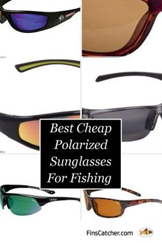 7750a8f0c6 Finding the best cheap polarized sunglasses for fishing is not an easy  task. You want