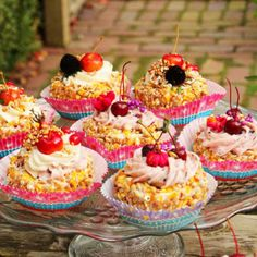 Pink Ribbon Cupcakes – Vogeltaarten