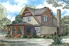 Craftsman Traditional Home Plans