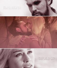 Game of thrones: Moon of my life, My sun and stars