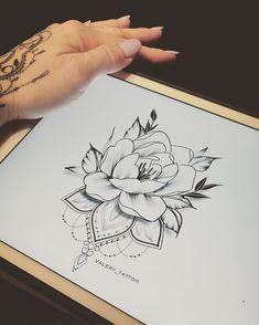 #lotustattoo #flowerlotus #delicatetattoo #femininetattoo