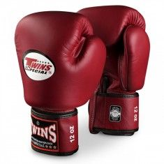 Twins Special Muay Thai Boxing Gloves BGVL 3 Bordeaux