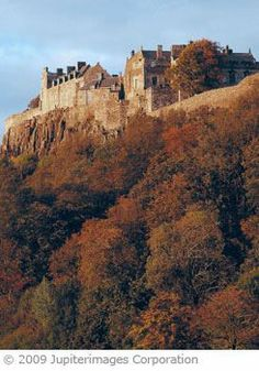 It was at Sterling Castle, Scotland, that Mary Queen of Scots was crowned on September 9th 1543