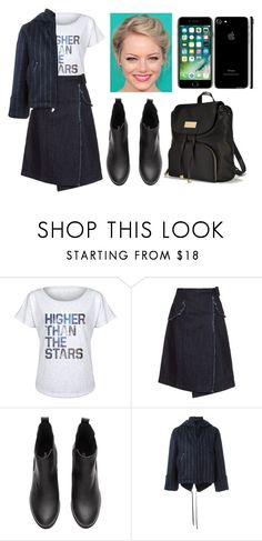 """Untitled #2423"" by cheresh ❤ liked on Polyvore featuring LC Trendz, Tomas Maier, Cédric Charlier and Victoria's Secret"