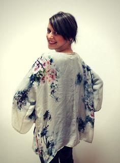 Kimono Jacke 2
