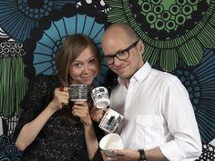 Marimekko Company. Textile and design. Designers Maija Louekari & Sami Ruotsalainen