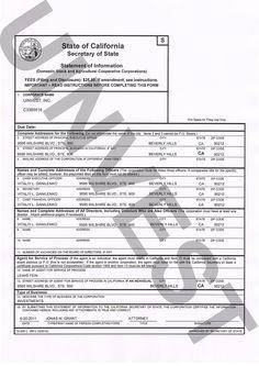 Certified proof