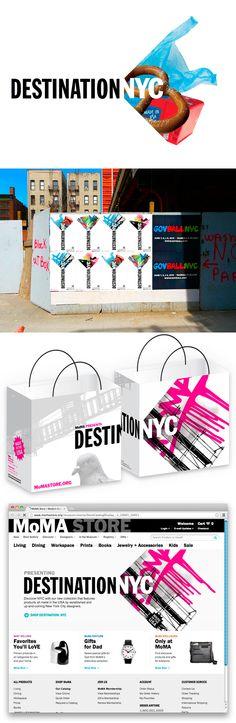 identity / destination NYC