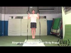 Gymnastic Rings Training - Muscle Up Tutorial http://www.youtube.com/watch?v=8VtgrwE_bYY