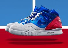 #Nike Air Tech Challenge II « US Open » #sneakers