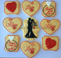 Sugared Hearts Bakery on Facebook
