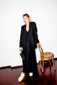 Stylist and street-style star Ada Kokosar shares her favourite SS16 looks.