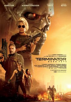 Terminator: Dark Fate – Can Linda Hamilton, Arnold Schwarzenegger, and James Cameron Save the Fate of the Franchise? Movies 2019, Hd Movies, Movies To Watch, Movies Online, Movie Tv, Movies Free, Cinema Movies, Netflix Movies, Action Movies