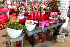 Valentine ideas from The Barn Nursery, Chattanooga, TN 012714