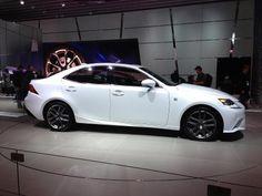 Lexus 2014 IS Reveal