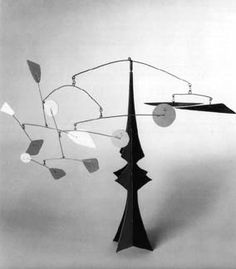 Alexander Calder - Stabile-mobile