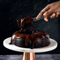 Chocolate Ganache Frosting, Chocolate Shavings, Chocolate Cake, Recipe Icon, South African Recipes, Chocolate Decorations, Cake Tins, Food Industry, Cake Batter