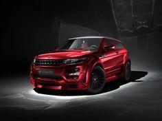 2012 Hamann Range Rover Evoque Coupé