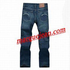 Vendre Jeans G-star Homme H0001 Pas Cher En Ligne.