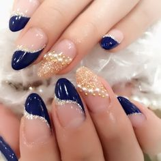 french nails ombre Awesome - french n French Tip Nail Designs, Diy Nail Designs, French Tip Nails, Colorful Nail Designs, Glam Nails, Beauty Nails, Cute Nails, Pink Nail Art, Cool Nail Art
