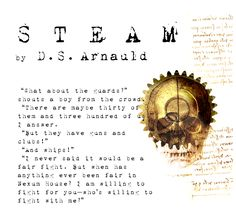 From the #steampunk novel by D.S. Arnauld  http://www.amazon.com/dp/B00SRJT9KI  #steampunk