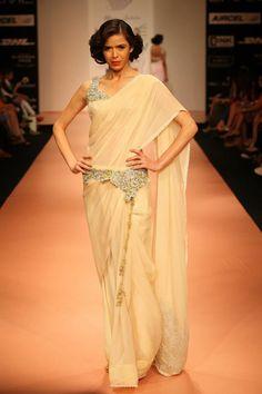 Manish Malhotra:  Lakme India Fashion Week 2012 | Lakme Indian Fashion Show/