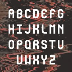 Typography designed by Rafa Goicoechea; Modula Mono - Ten Dollar Fonts