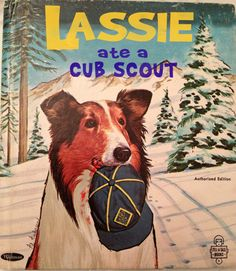 Lassie Ate a Cub Scout Classic Children's Books Bad Children's Books Worst Funny Children's Books Newbery Awards, Caldecott Awards horrible awful terrible old worst tattoos stupid awkward family photos