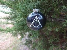 The Deathly Hallows  Harry Potter Inspired by TShirtHaven on Etsy