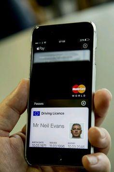"""We've got used to smart banking, smart ticketing and smart vouchers. Could the next step in this digital age be smart driving licences? The DVLA says this wouldn't replace the traditional photocard licence but would be an """"add-on option"""", which could be welcomed by people who mislay their card. Do you think being able to access your driving licence on your smartphone would be a good idea?"""