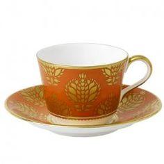 Bristol Belle Burnt Orange - Šálek na čaj 0.15 l