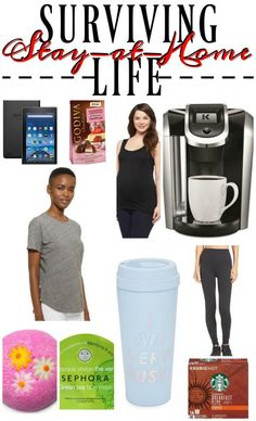 Gift Ideas for a Stay-at-Home Mom