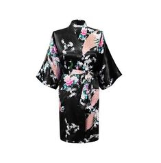 These Kimono Style Robes are So Sensational! Available in sizes Small - 4XL!